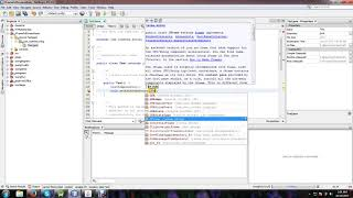 Writing a line Code , we can make our java swing JFrame in full scr...