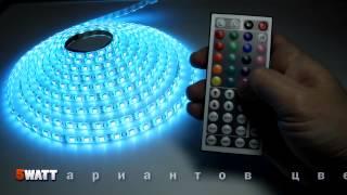 Контроллер RGB OEM 6А-IR-44 кнопки обзор и спецификация(, 2014-03-29T08:35:59.000Z)
