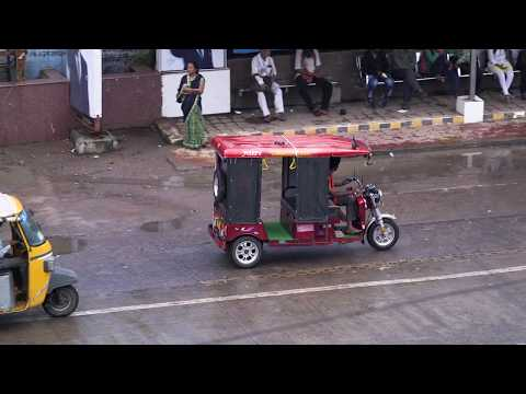 ABB technology for e-rickshaws in Jabalpur