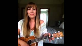 Lily, Rosemary and The Jack of Hearts Bob Dylan ukulele cover