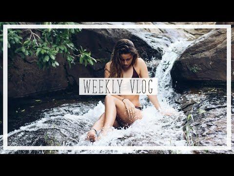 CHASING WATERFALLS: South Africa // Weekly Vlog
