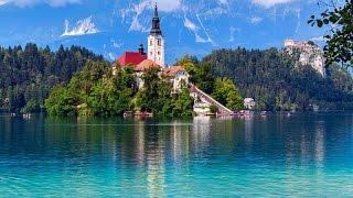 Viagem de 4 dias pela Eslovénia