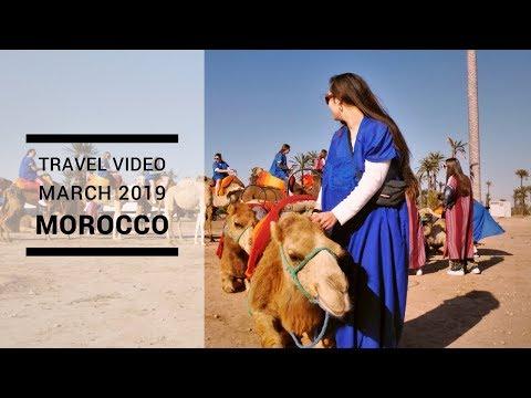 FULL VIDEOREPORT! KdG University – MOROCCO TRIP 2019