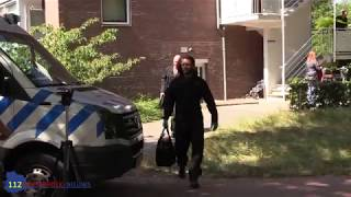 Loos alarm voor explosieven in woning in Doetinchem