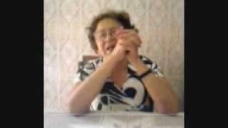 Vó Edice contando a história do Bicho Papão!