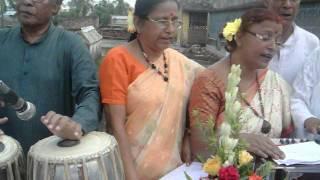Ei Prithibir Theke Oi Akash Boro |  Malda Sangeet Shilpi Samity .