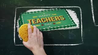 Happy teachers day - warmoven
