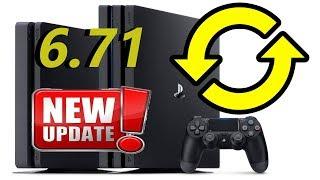 PS4 UPDATE 6.71 LANCADO! ATUALIZACAO SURPRESA NO PLAYSTATION 4