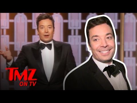 Jimmy Fallon: Teleprompter Nightmare! | TMZ TV