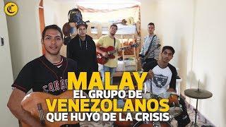 Malay: el grupo de venezolanos que huyó de la crisis - El Comercio | elcomercio.pe
