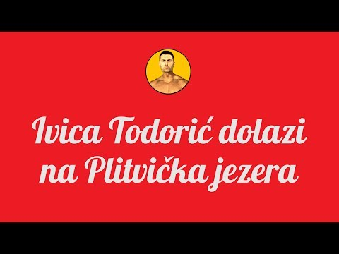 U zdrav mozak 10 • Ivica Todorić dolazi na Plitvička jezera   S10E11.1