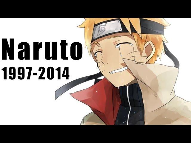 20 Years Of Naruto