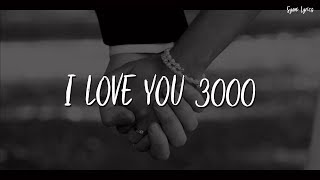 Download Stephanie Poetri | I love You 3000 Lyrics