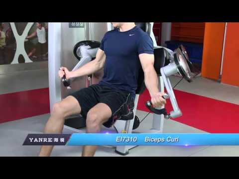73 Series Gym Equipment From Yanre Fitness