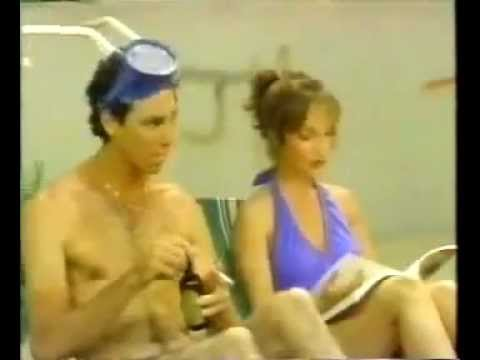 """Fridays"" TV Show ""Dick at the Beach"" with Michael Richards"