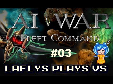 [FR] Laflys vs AI War - #03 Prise de la première planète ! - Gameplay FR 1080 HD