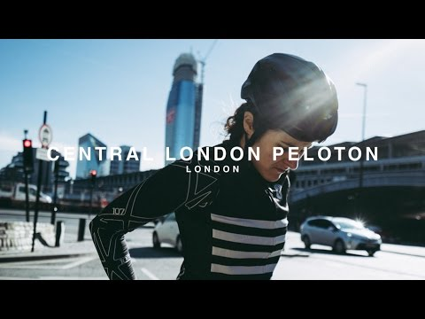 CENTRAL LONDON PELOTON!