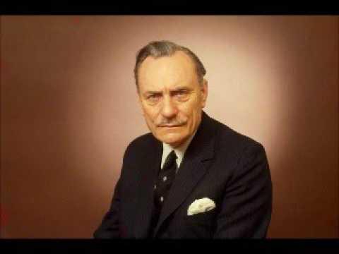 Enoch Powell - BBC Desert Island Discs 1989
