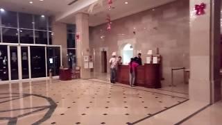 Люстра в холле Ресепшина Maritim Jolie Ville Golf & Resort, Sharm el-Sheikh Египет