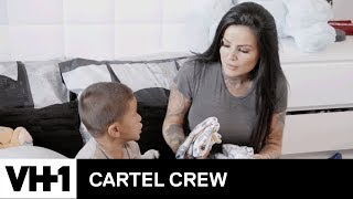 Kat 'Tatu Baby' sits her son Deniro down and talks to him about spending the night with his dad for the first time since he was a baby. #CartelCrew #VH1 ...
