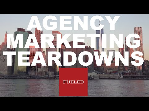 Fueled - Why You Don't Convert Enterprise Clients (And How to Improve) - Agency Marketing Teardown