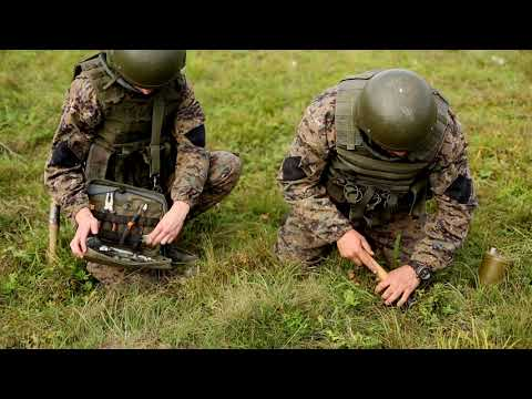 Польовий вихід штатних інженерних підрозділів Західного ОТО Нацгвардії