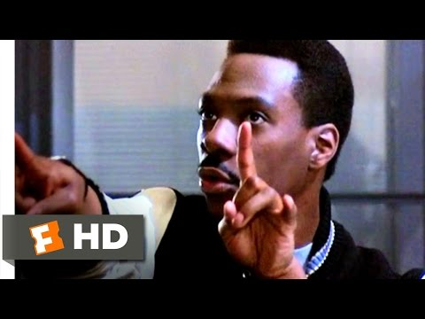 Beverly Hills Cop 2 (1/10) Movie CLIP - Johnny Wishbone (1987) HD
