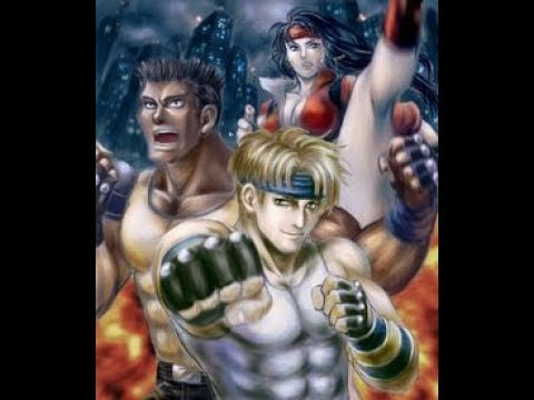 """Streets Of Rage 2X Version 1.7 - """"Survival Mode"""" - Playthrough (Openbor)"""