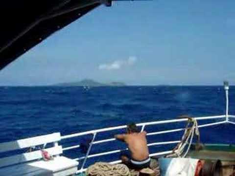 Cruising the Celebes Sea