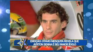Otávio Mesquita conta como conseguiu comprar carro de F1 de piloto italiano