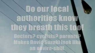 Vancouver BC clean air act report #2 Ride of the Skytrails.....cloud making jets return.