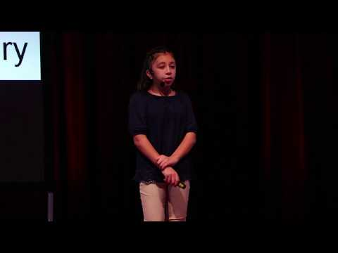 Dare To Try | Emily Squires | TEDxSouthportElementarySchool