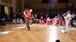Magda Ziętek vs Dan | Finał Hip Hop | Czorne Densy 2019