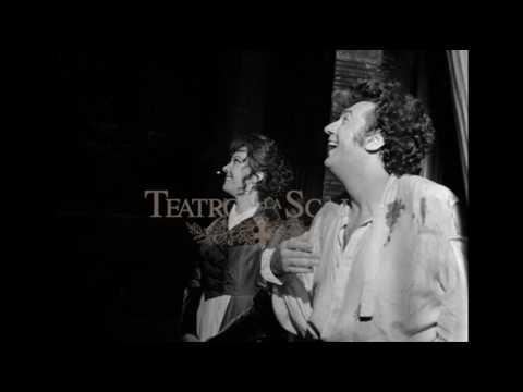 Raina Kabaivanska - Placido Domingo - Mario! Mario! - Tosca - 1974