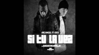 El Joey Ft. Arcangel - Si Tu La Ves.wmv