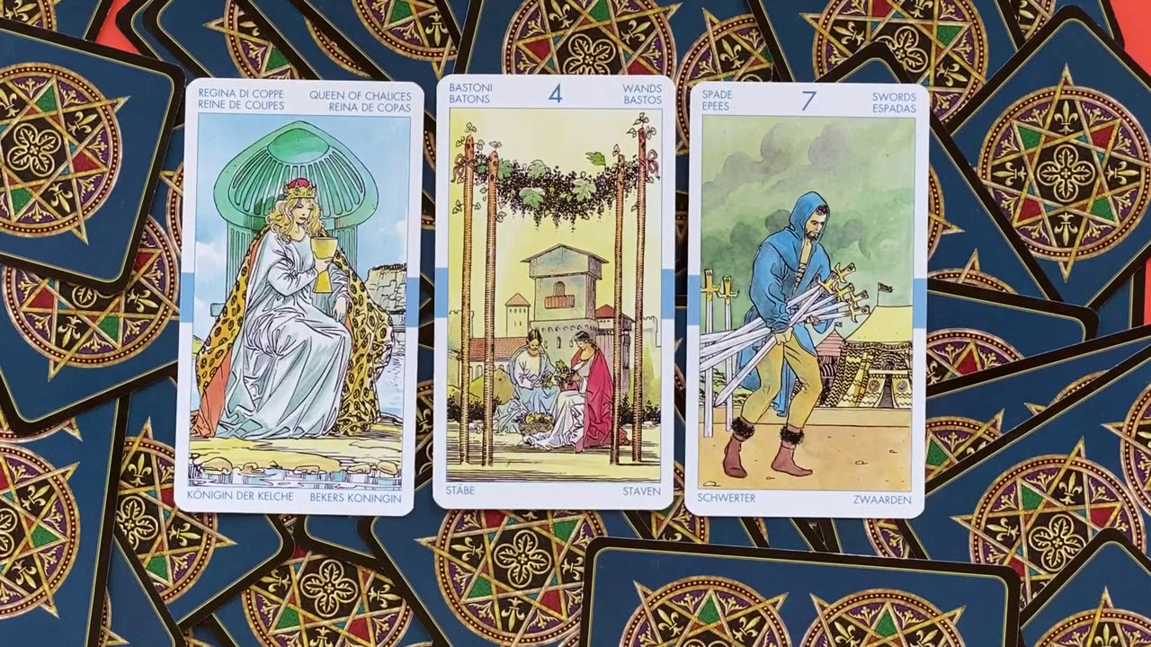 how do they feel about you tarot love reading pick a card