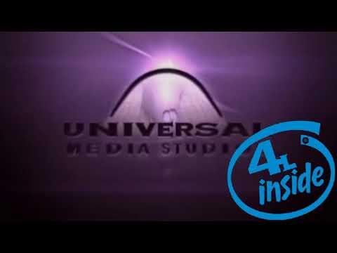 Deformed Logo: Universal Media Studios