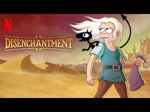 Download Disenchantment Season 1-3 Openings 1 Hour