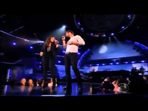 Lionel Richie & Lady Antebellum   TRULY   MGM Red Carpet 11