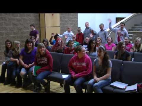 3-16 Classroom Salute - Mrs. Bennett, Bellaire Middle School