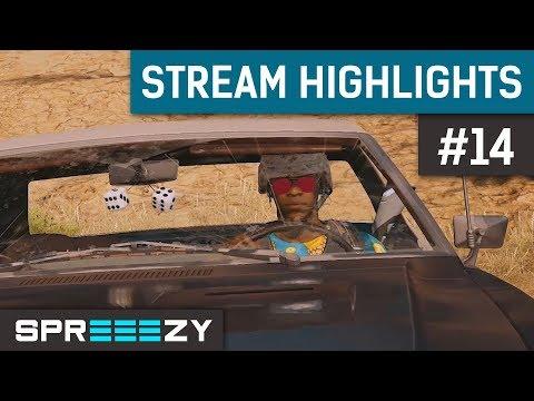 sprEEEzy - PUBG Highlights #14