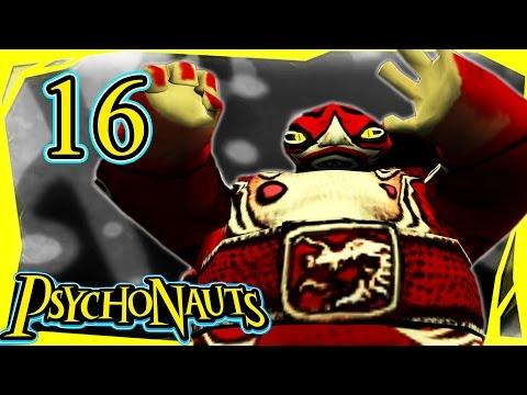 Let's Play Psychonauts Part 16 - Black Velvetopia [Gameplay/Walkthrough]