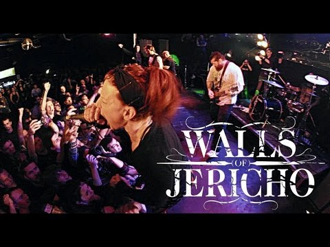 Walls Of Jericho Moscow 2013 12 17