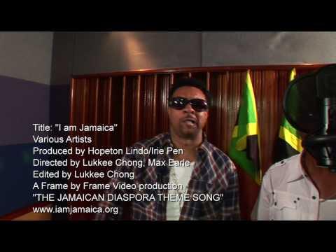 """""""I AM JAMAICA"""" - The Jamaican Diaspora Theme Song"""