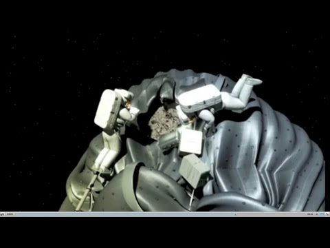 NASA's Asteroid Retrieval Mission