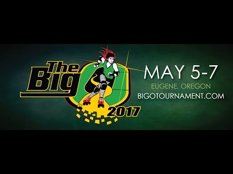 Big O 2017: Boulder County Bombers vs. Pirate City All Scars [WFTDA] (T3G10)