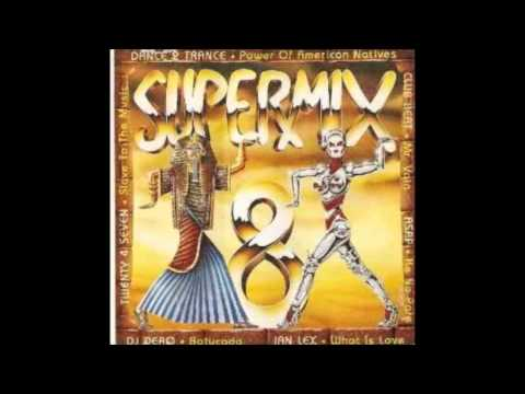 Supermix 8 Megamix (1993) By Vidisco PT