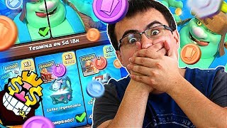 I BUY ALL THE UPDATE EXCHANGING LEGENDARY!! | Clash Royale