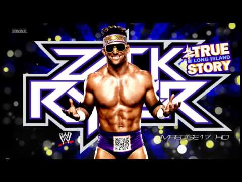 WWE - Radio  by Downstait ► Zack Ryder Unused Theme Song