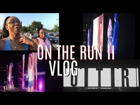 ON THE RUN TOUR 2 WITH BEYONCÉ AND JAY Z...